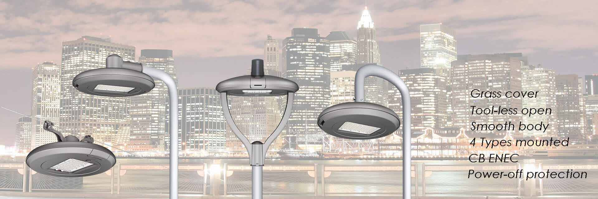 LED URBAN LIGHT