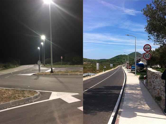 Modular design LED Street Light