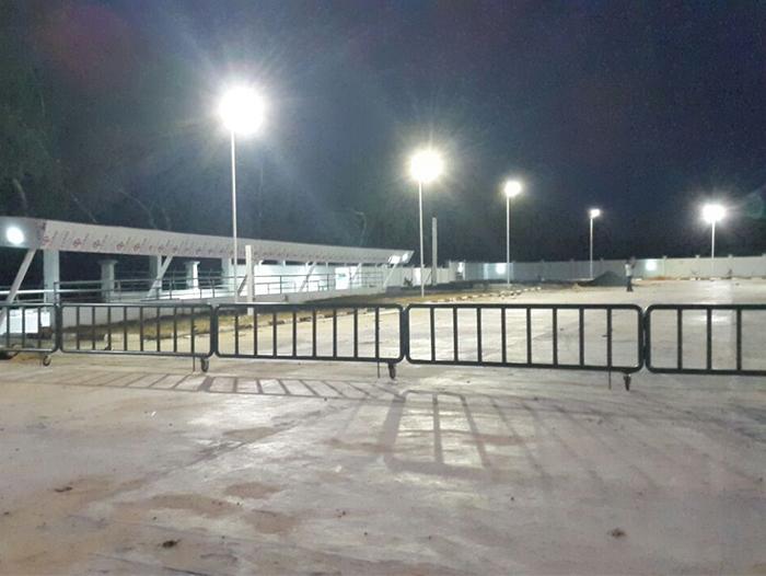 ATEX LED Gas station light