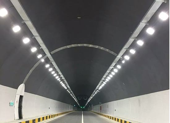 LED Tunnel Light energy saving project renovation solution