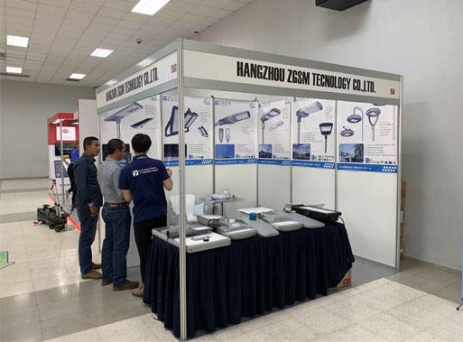 International lighting show -- InterLumi Panama 2019