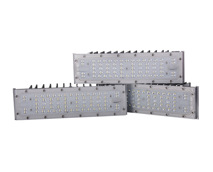 IP66 IK10 50w Modular Design street light fixtures