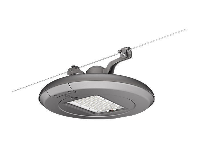 European style 56w Suspended Mounted led street lighting fixtures