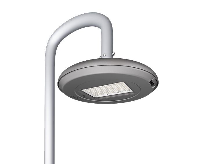 Multi-purpose Smooth body 56w Tool-less led external lighting