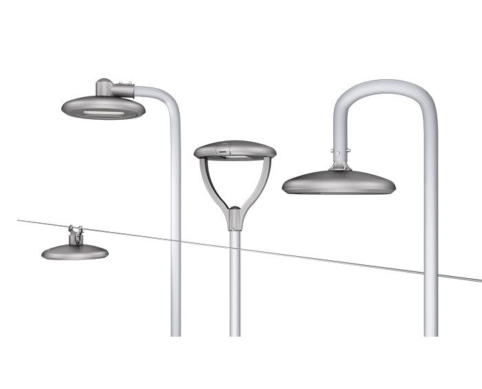 90w Tool-less external led lighting