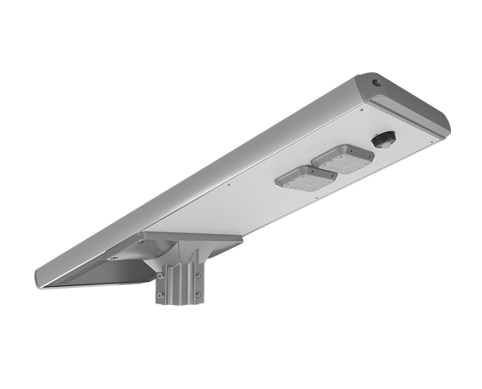 Intelligent induction 60w Solar LED Garden Light