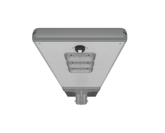 45AH Outdoor IP65 50w solar exterior lights