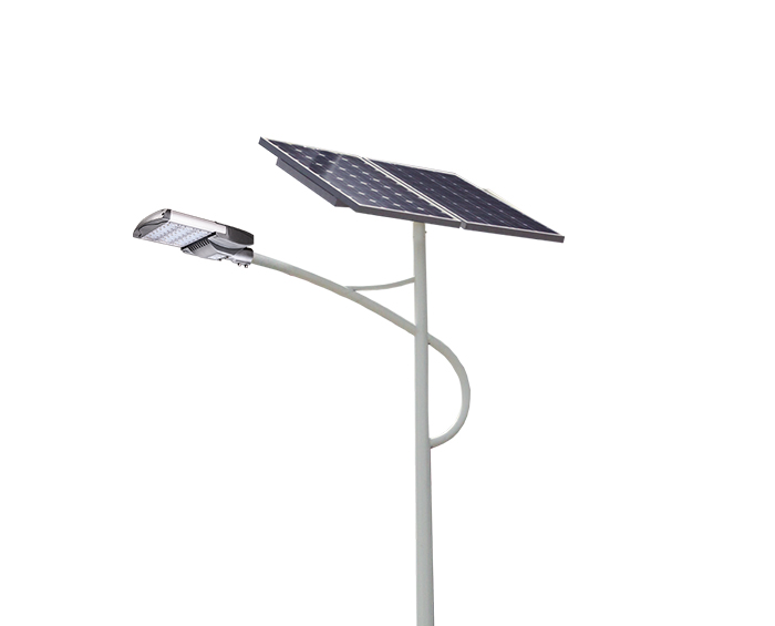 High quality factory price 30-120w led solar street light