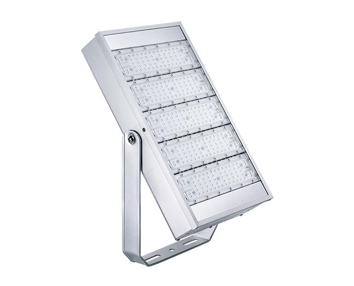 High Lumen 200w IP66 flood light fixtures