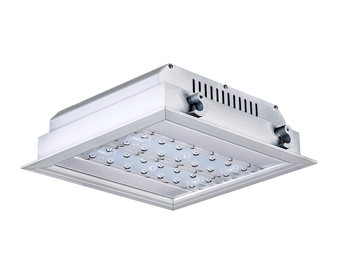 80w ATEX gas station lights for sale