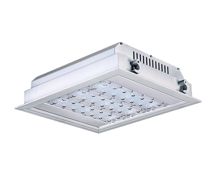 High efficiency 120w ATEX LED Gas Station Light