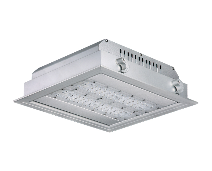 Economical 120w Gas Station canopy led lights