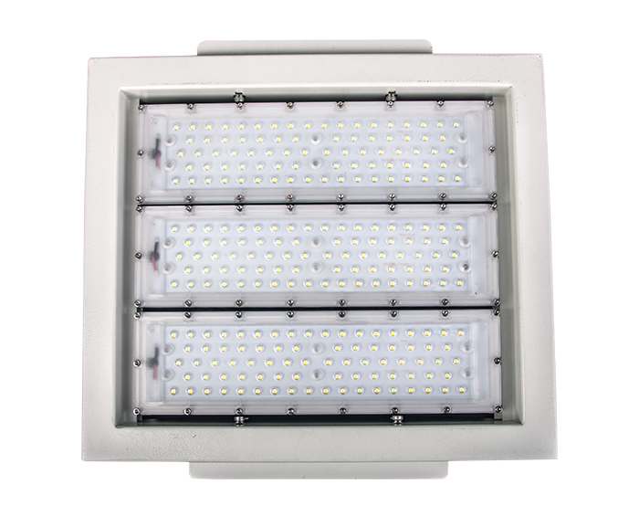 ATEX 200w Recessed LED Petrol Station Light