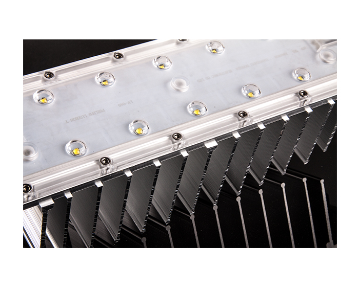 IP66 IK10 80w UL certified industrial led lighting