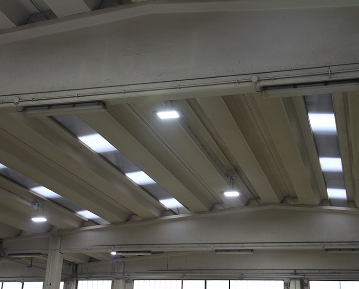 modular design led low bay light