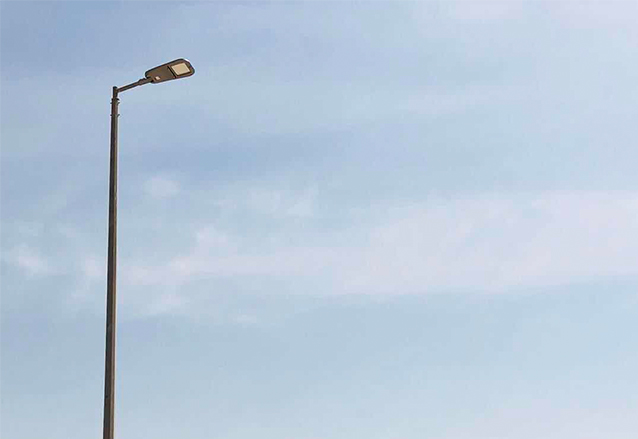 LED Street Light in Saudi Arabia