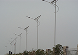How do Solar Street Lamps Work on Rainy Days?